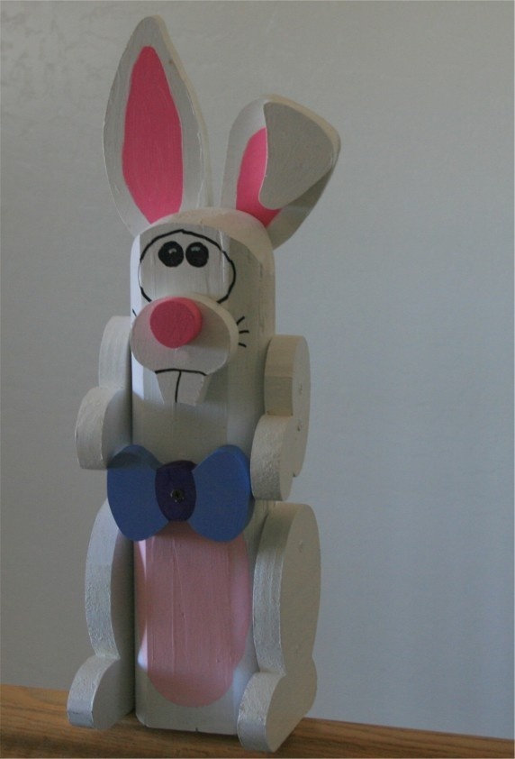 Mailboxes ect easter bunny